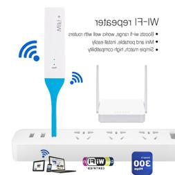 300Mbps 2.4/5G Wireless Repeater 802.11n Network Router USB