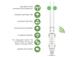 Wavlink 2.4G 300Mbps Outdoor Wireless Repeater/Range Extende