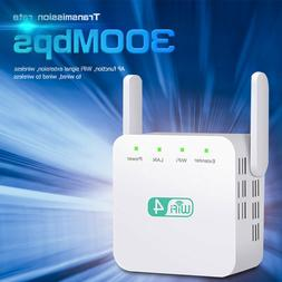 2.4Ghz Dual Band WiFi Extender Zen Booster 300M Internet Ran