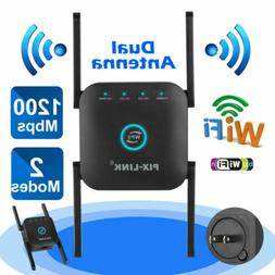 300/1200Mbps Wireless WiFi Range Extender Repeater Signal Bo