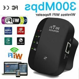 300Mbps 802.11 AP Wifi Repeater Router Extender Signal Boost