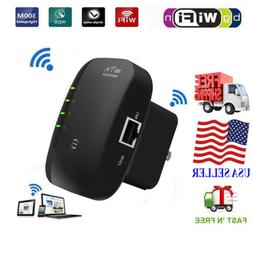 300Mbps WiFi Blast Wireless Repeater Wi-Fi  Router Extender