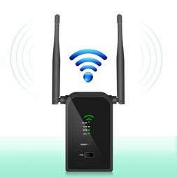 300Mbps WiFi Range Extender Aigital Wireless Repeater One Bu