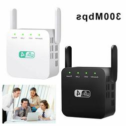 300mbps wifi range extender signal booster amplifier