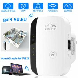300Mbps Wifi Repeater Wireless 802.11b/g/n Router Extender S