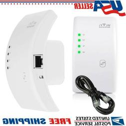 300Mbps Wifi Repeater Wireless Network Router Extender Signa