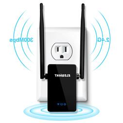 300mbps wireless wifi range signal booster extender