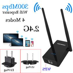 300Mbps Wireless WiFi Repeater Router Range Extender Signal