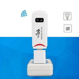 4G 100Mbps Unlocked Router Portable Wifi Range Extender For