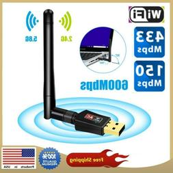 600Mbps Wireless Internet Signal Booster Wifi Range Extender