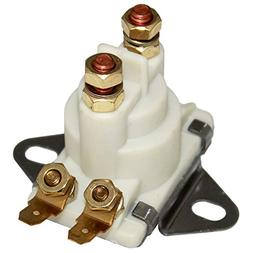 Caltric SWITCH SOLENOID Fits MARINER OUTBOARD 150 HP 150HP 1