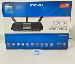 Linksys AC1900 Wi-Fi Wireless Dual-Band+ Router with Gigabit