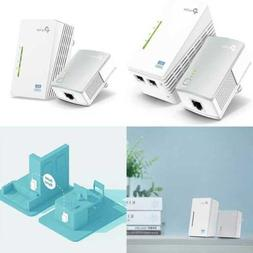 TP-Link AV600 Powerline WiFi Extender - Powerline Adapter wi