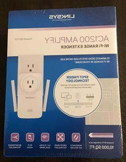 Linksys AC1200 Amplify Wi-Fi Range Extender  - as Shown - NI