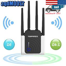 Comfast AC1200 WIFI Repeater 2.4G 5G 1200mbps Router & Wirel
