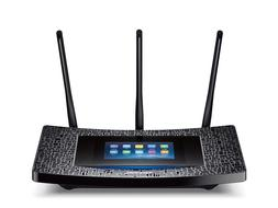 TP-Link AC1900 Touch Screen Wireless Wi-Fi Gigabit Router, T