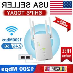 AZ-LINK 1200 WIFI Repeater 2.4G 5G 1200mbps Router & Wireles