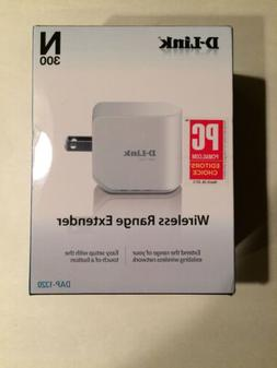 D-Link DAP-1320 Wireless-N 300Mbps Wireless Range Extender W
