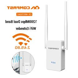 dual band 1200mbps wireless wifi repeater router