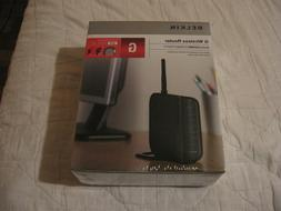 BELKIN G Wireless Router-NEW IN ORIGINAL SEALED BOX