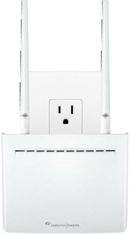 High Power Plug In AC2600 Wi Fi Range Extender Home Electron