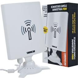 Internet Antenna Wifi Booster Indoor Outdoor Long Range USB-