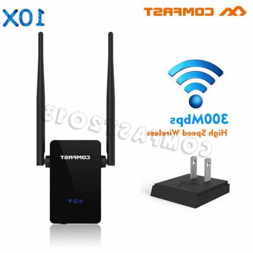 10pcs wireless repeater 300m network router wifi