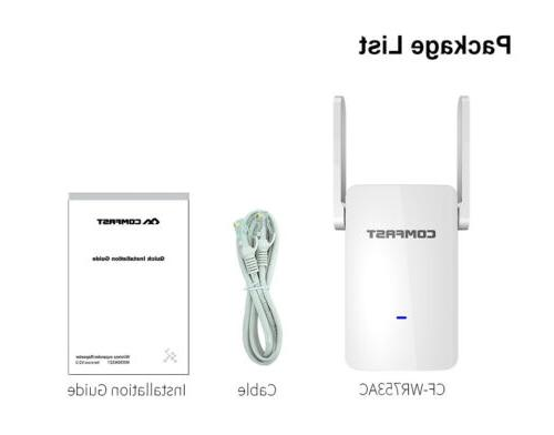 Comfast Network Signal Range Booster Amplifier Repeater