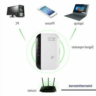 Wireless WifiBlast 300Mbps Extender