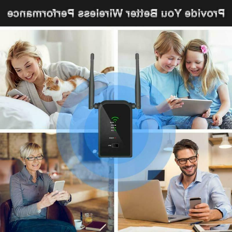 300Mbps Aigital Wireless Repeater Button