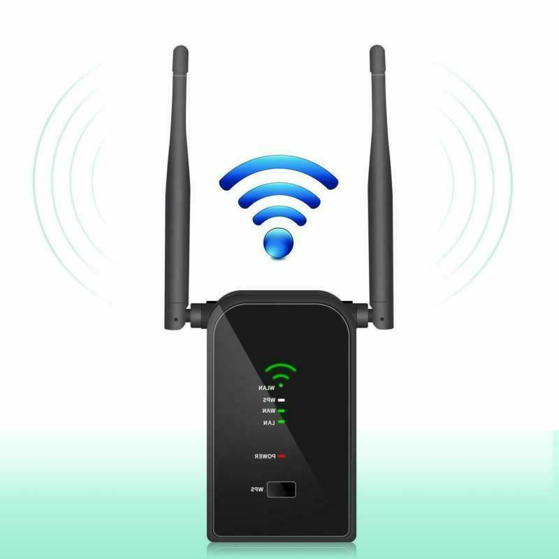 300mbps wifi range extender aigital wireless repeater