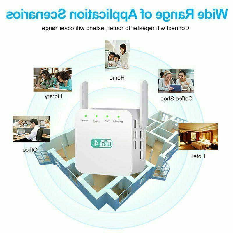 300Mbps Extender Wireless Repeater