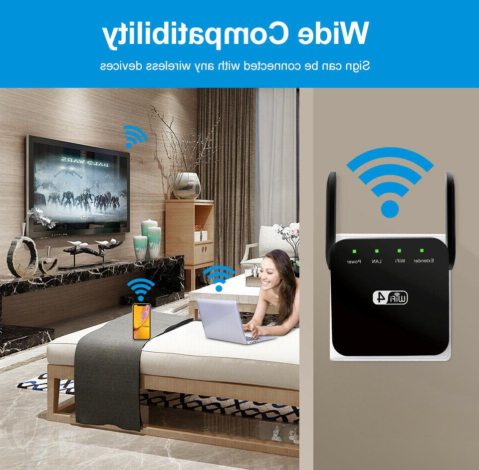 300Mbps WiFi Signal Wireless Repeater