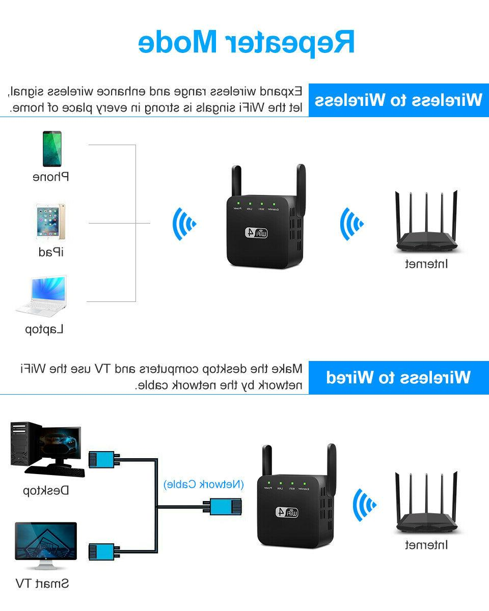300Mbps WiFi Signal Booster Amplifier Wireless