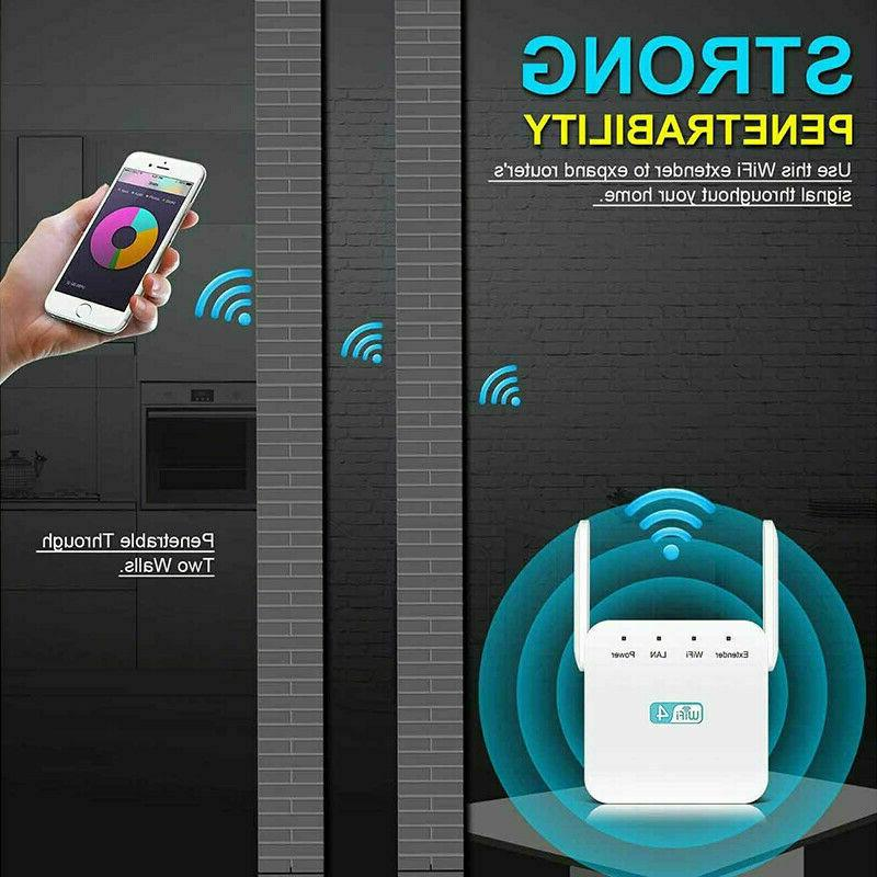 300Mbps WiFi Signal Booster Wireless Repeater