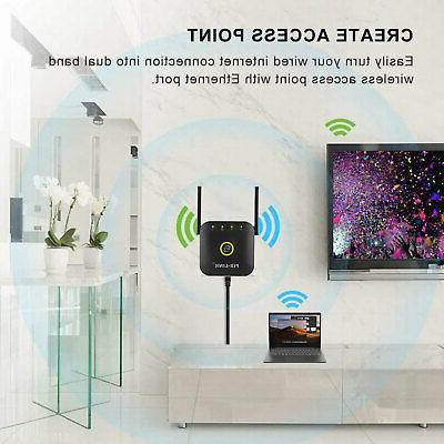 300Mbps Wireless Network Signal Booster