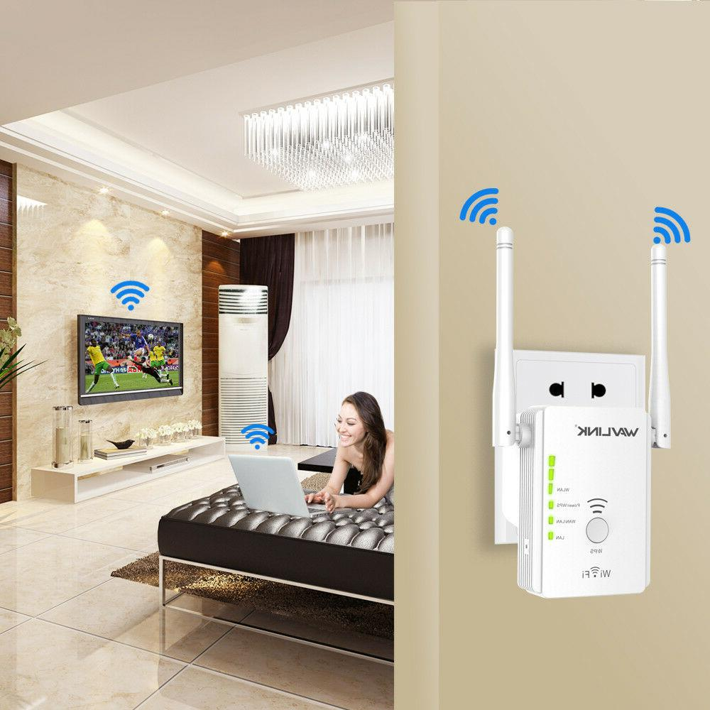 Wavlink Repeater &Wireless-N Home