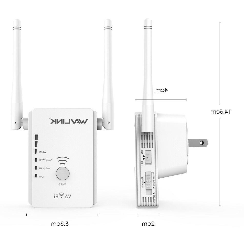 Wavlink 300Mbps &Wireless-N Extender Home