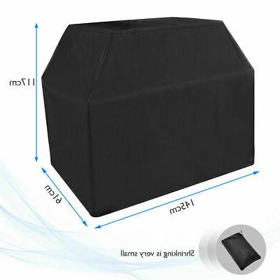 """BBQ Gas Grill Cover 57"""" Barbecue Waterproof Heavy Duty Fits Model"""