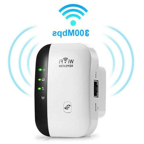 300Mbps WiFi Range Signal Super Booster