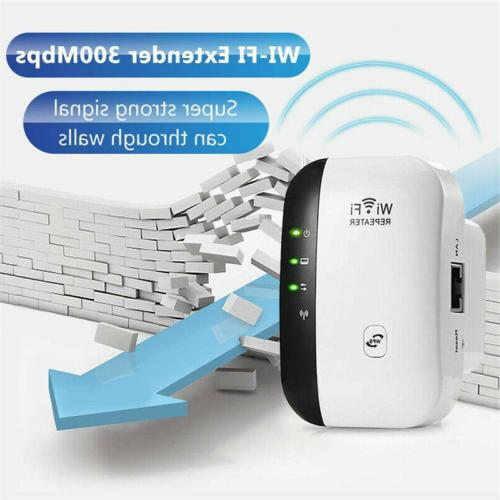 300Mbps Wireless Amplifier Blast Extender