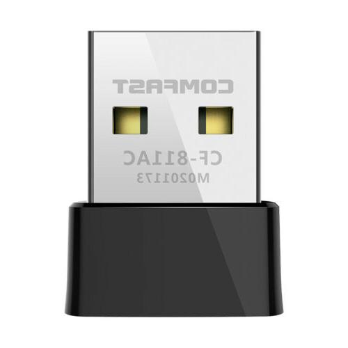 600Mbps Booster USB Adapter