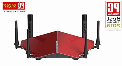 Wi-Fi Router with