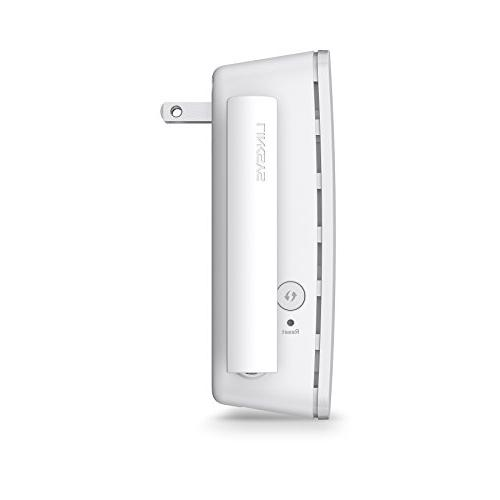 Linksys Boost Dual-Band Wi-Fi Extender