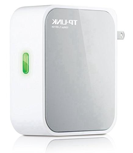 TP-Link N150 Wireless Mini Extender/Access Point/TV Modes