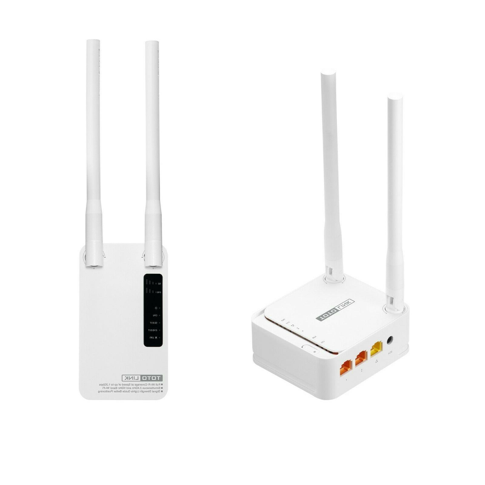 ac1200 wi fi router a3 with dual