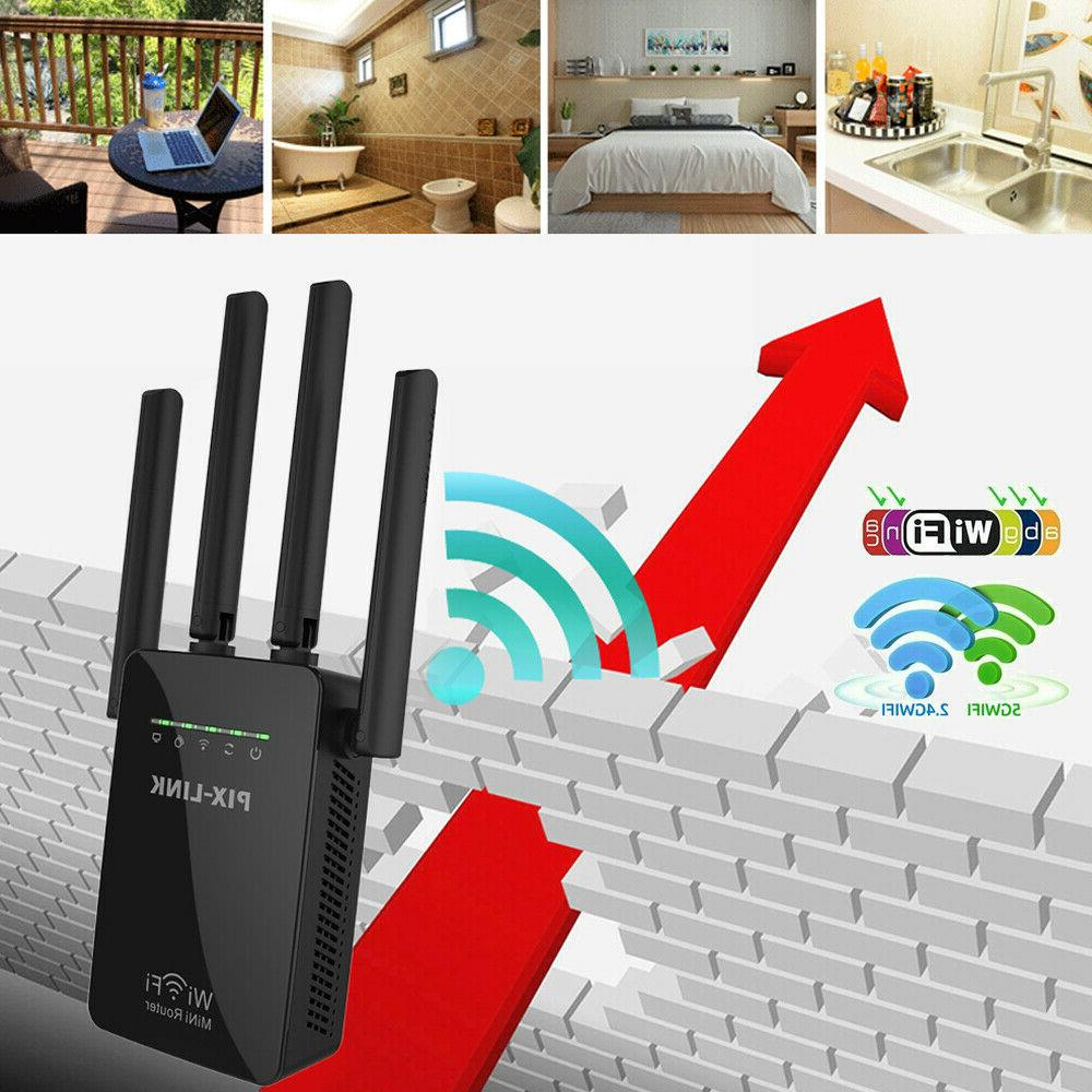 AC1200 Wifi Booster Router