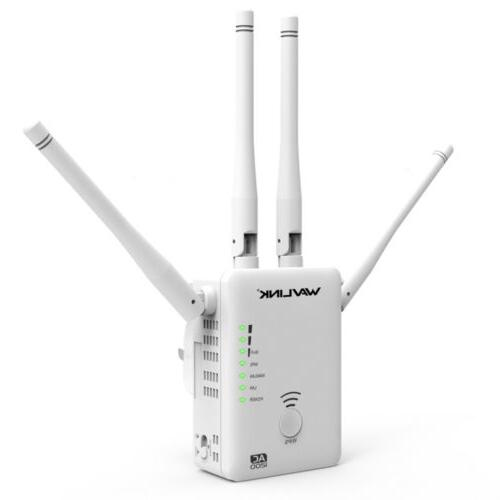 Wavlink Dual Wifi Repeater&Router,2.4G&5G Extender