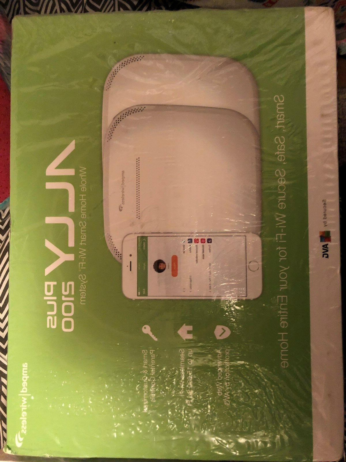 ally plus 2100 whole home smart wi