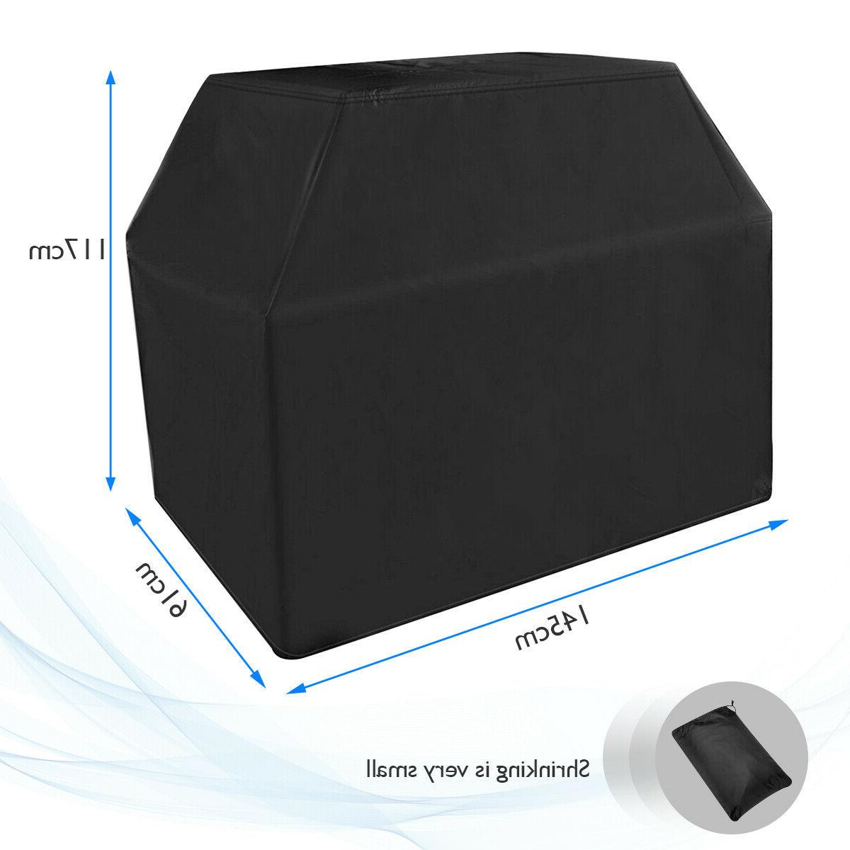 """BBQ Gas Cover 57"""" Heavy Duty Fits Weber Model"""